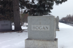 Dan Hogan Memorial - Calvary Cemetery, St. Paul