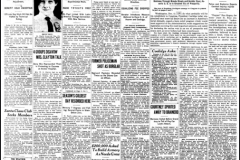 Front page of the St. Paul Dispatch - December 4, 1928