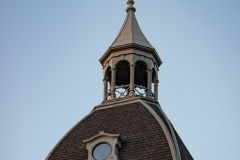Cupola atop the Grain Belt brew house in Northeast Minneapolis