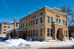 Grain Belt Brewery Office in Northeast Minneapolis