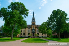Old Main Hall at Hamline University