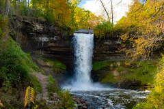 Minnehaha Falls - Minneapolis