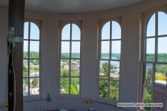View from the dome of the Historic Washington County Courthouse - Stillwater, MN