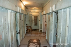 1900 jail addition in the Historic Washington County Courthouse - Stillwater, MN