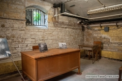 Basement of the Historic Washington County Courthouse - Stillwater, MN