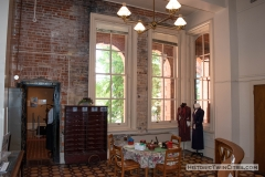 Treasurer's office in the Historic Washington County Courthouse - Stillwater, MN