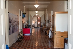 Main floor hallway of the Historic Washington County Courthouse - Stillwater, MN