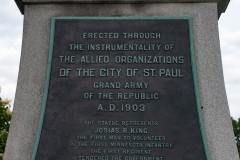 Soldiers and Sailors Memorial - St. Paul