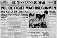 Minneapolis Star March 31, 1934