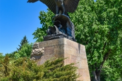 New York Life Eagle in Summit Overlook Park, St. Paul