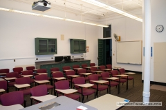 Classroom on the second floor of Pillsbury Hall - University of Minnesota