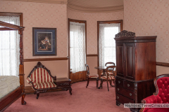 On of the 14 guest rooms in the Stockyards Exchange Building - South St. Paul