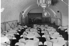 Dining room of the Castle Royal circa 1933 (MHS)