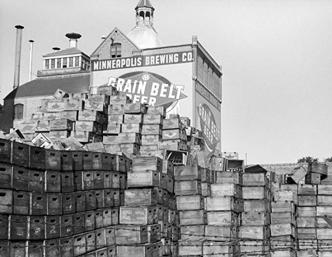Minneapolis Brewing Company circa 1939