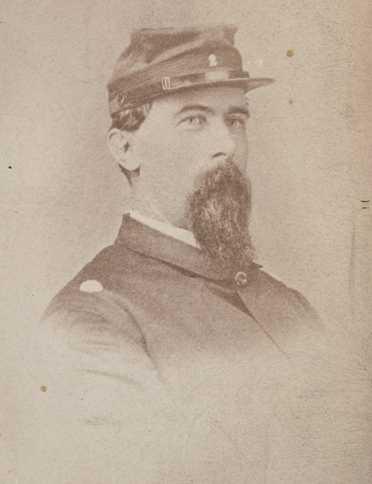 Josias R. King circa 1863 (MHS)