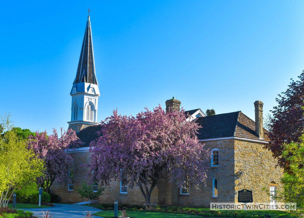 Historic Church of St. Peter in Mendota