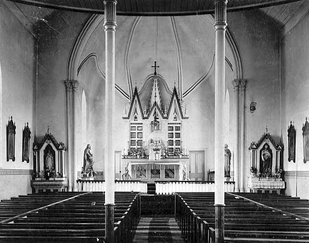 Church of St. Peter circa 1899