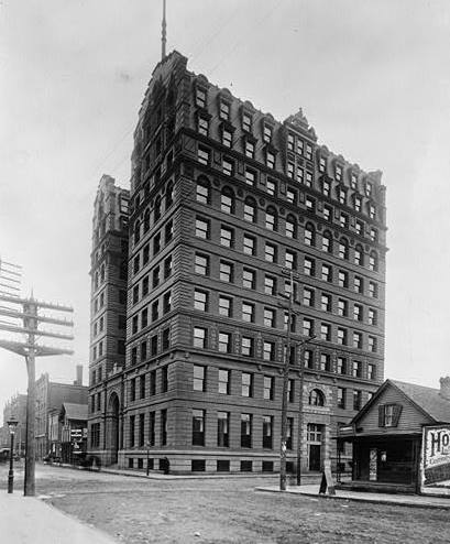 New York Life Building ca 1910