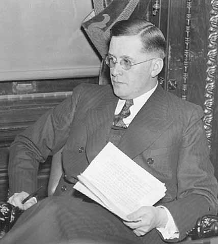 Elmer Benson circa 1937 (MHS)
