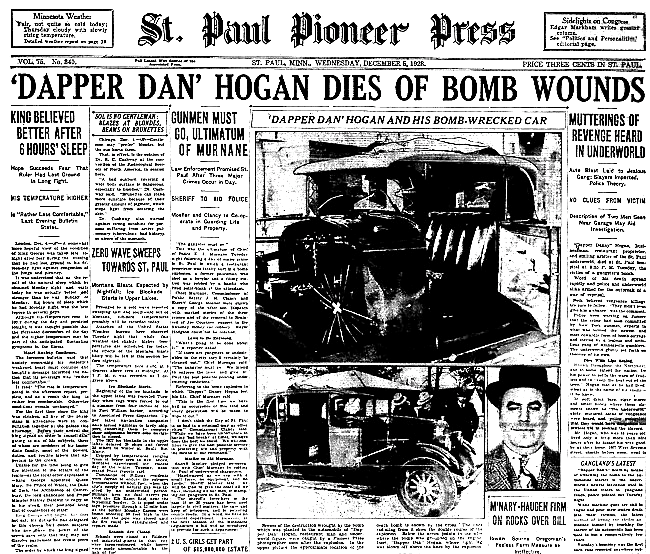 St. Paul Pioneer Press - December 5, 1928