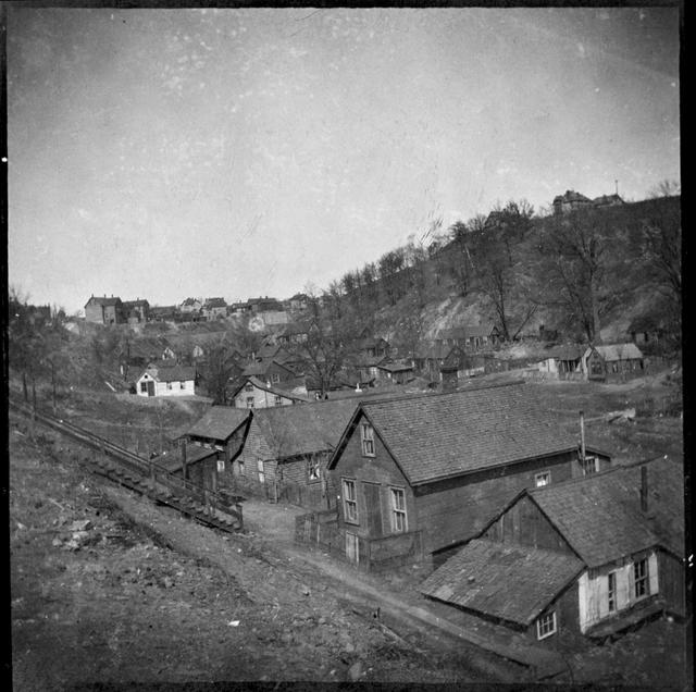 Swede Hollow circa 1898 (MHS)