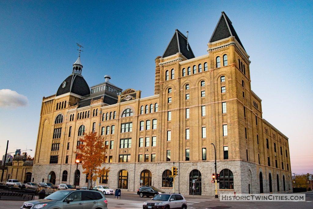 Old Grain Belt Brewery Building - Minneapolis