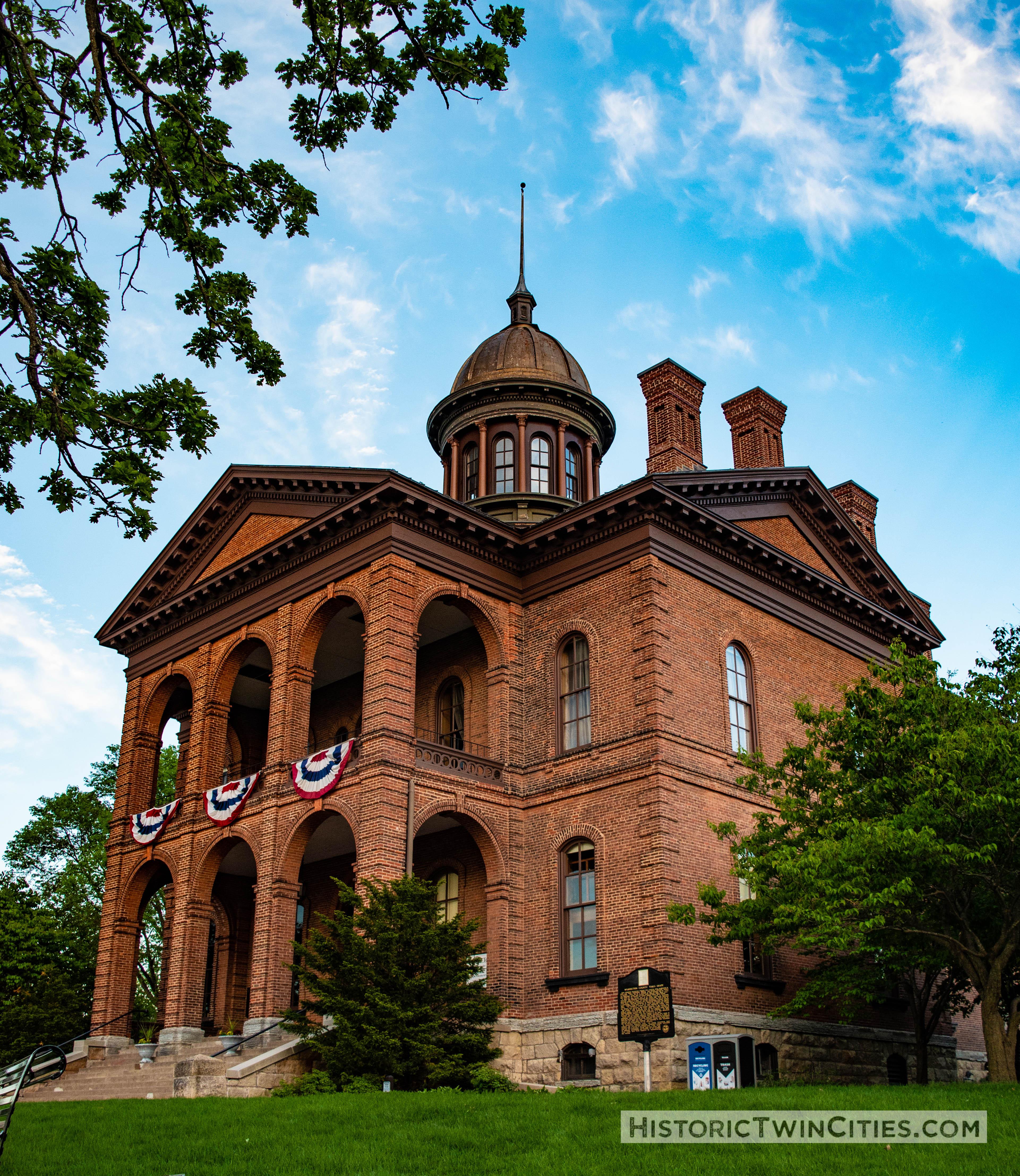Washington County Courthouse - Stillwater, MN