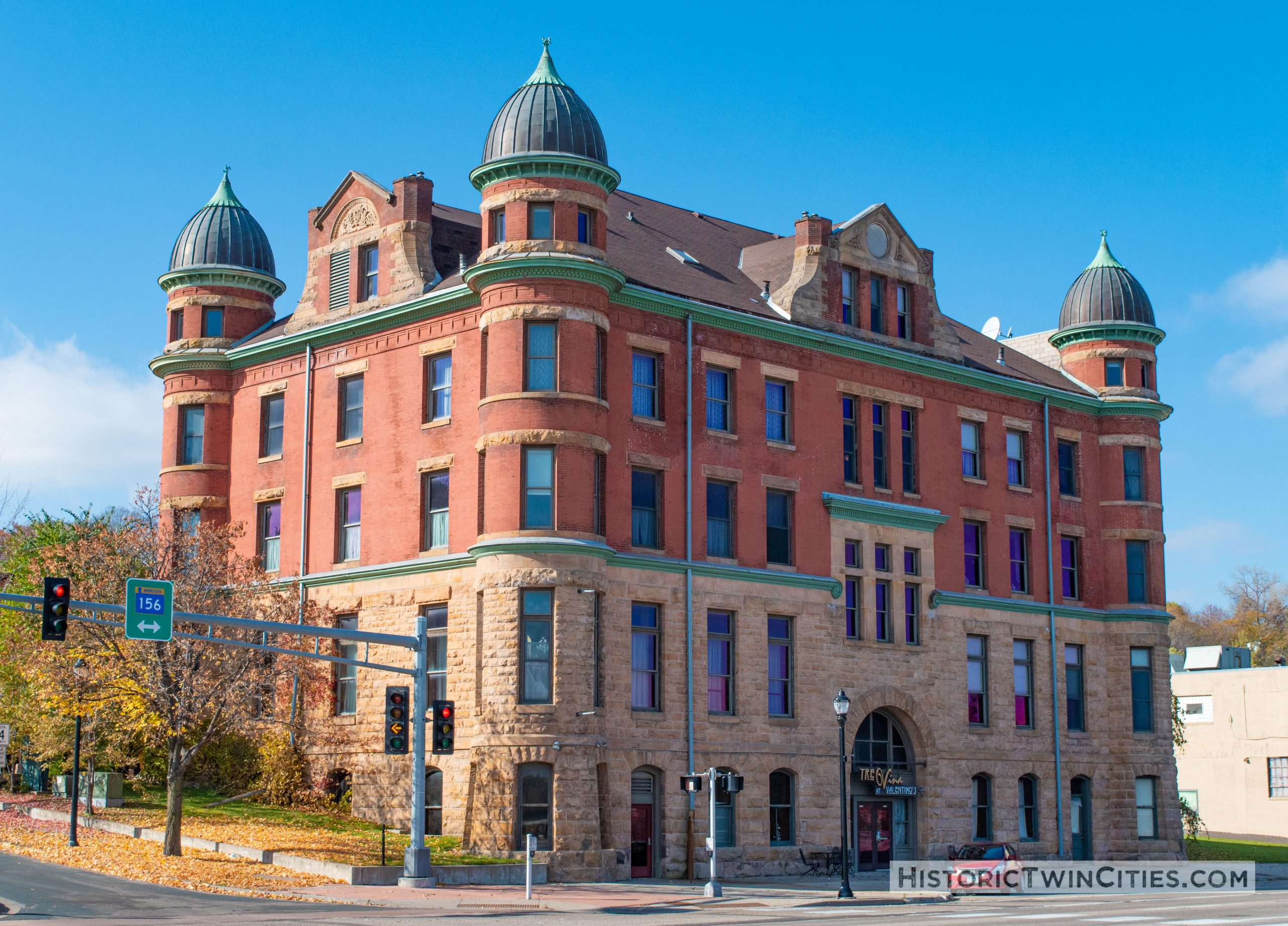 Stockyards Exchange Building - South St. Paul
